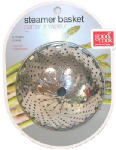 Bradshaw International 24972 Stainless-Steel Steamer Basket