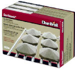 Char-Broil/New Braunfels 4584653 Char-Diamond Briquets