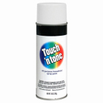 Rust-Oleum 55280830 10OZ Flat WHT Spring or Spray Paint