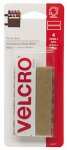 Velcro Usa Consumer Pdts 90077 Sticky Back Fasteners, Beige,  3.5-In. Strips,  4-Ct.