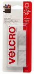 Velcro Usa Consumer Pdts 90079 Sticky Back Tape, White, 18 x 3/4-In.