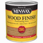 Minwax The 70001 1-Quart Golden Oak Wood Finish