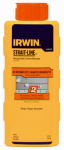 Irwin Industrial Tool 64905ZR 8-oz. Fluorescent Orange Powder Chalk