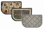 Bacova Guild 26841 Hearth Rug, Assorted, 22 x 35-In.