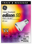 G E Lighting 41623 60-Watt Halogen Indoor Floodlight Bulb