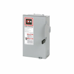 Eaton DG221NGB 30A Indoor Safety Switch