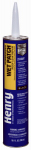 Henry HE208R004 Wet Patch Roof Cement, Rubberized, 11-oz. Cartridge