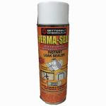Starco Chemical PSG-0016W Instant Leak Sealer & Roof Patch, White, Aerosol