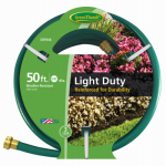 Teknor-Apex 305946 Garden Hose, Nylon-Reinforced 3-Ply Vinyl, 5/8-In. x 50-Ft.