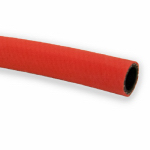Abbott Rubber T60004100 Utility Hose, Red, 3/8 x 5/8-In. x 50-Ft.