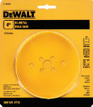 Dewalt Accessories D180064 4-In. Bi-Metal Hole Saw