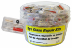 Hy-Ko Prod KB223-BKT Eyeglass Repair Kit, 50-Pc.