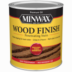 Minwax The 70007 1-Qt. Red Mahogany Wood Finish