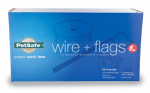 Radio Systems PRFA-500 Dog Fence Wire & Flag Kit