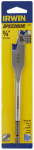 Irwin Industrial Tool 88812 Speedbor Spade Drill Bit, 0.75-In.