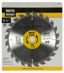 Disston 316596 6-1/2 Inch Framing Combo/Rip Circular Saw Blade