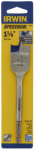 Irwin Industrial Tool 88818 Speedbor Spade Drill Bit, 1-1/8-In.