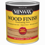 Minwax The 70009 1-Qt. Cherry Wood Finish