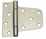 National Mfg N223-875 3-1/2-Inch Zinc Gate Hinge