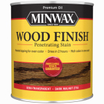 Minwax The 70012 1-Qt. Dark Walnut Wood Finish