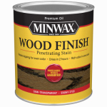 Minwax The 70013 1-Qt. Ebony Wood Finish