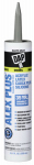 Dap 18118 10.1-oz. Alex Plus Slate Gray Acrylic Latex Caulk