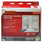 Thermwell-Frost King V76H 84x110 Patio Door Insulation Kit