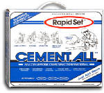 CTS Cement 10125 25LB Cement All Box