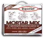 CTS Cement 10M25 25LB Rap Set Mortar Box
