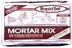 CTS Cement 30565 55LB Rap Set Mortar Bag