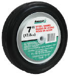 Arnold 490-321-0003 7-Inch Steel Universal Symmetrical Centered Replacement Lawn Mower Wheel