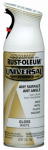 Rust-Oleum 245199 Spray Paint, Gloss White,  12-oz.