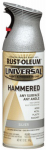 Rust-Oleum 245219 12-oz. Hammered Silver Spray Paint