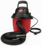 Shop-Vac 2036000 Portable Wet-Dry Vacuum, 2 Peak HP, 2.5-Gal.
