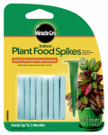 Scotts Miracle Gro 1002522 1.1-oz. 6-12-6 Plant Food Spikes