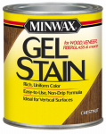 Minwax The 66010 1-Quart Chestnut Gel Stain