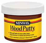 Minwax The 13613 3.75-oz. Red Mahogany Wood Putty