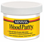 Minwax The 13616 3.75-oz. White Premixed Wood Putty