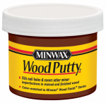Minwax The 13617 3.75-oz. Walnut Wood Putty