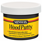 Minwax The 13618 3.75-oz. Ebony Wood Putty