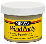 Minwax The 13619 3.75-oz. Pickled Oak Wood Putty