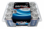 "Spectrum/Rayovac 813-12PPJ 12-Pack ""D"" Maximum Alkaline Pro Pack Batteries"