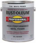 Rust-Oleum 7780-402 GAL WHT Prim Enam Paint