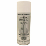 True Value Mfg PD1538-AER Epoxy Spray Finish, Interior, White, 12-oz.