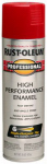 Rust-Oleum 7564-838 Fast Dry Professional Spray Enamel, Safety Red, 15-oz.