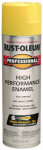 Rust-Oleum 7543-838 Fast Dry Professional Spray Enamel, Safety Yellow, 15-oz.