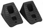 Hopkins Mfg 11930 Pair Plastic Wheel Chocks