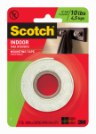 3M 114 1x50 Foam Mounting Tape