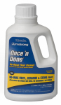 Armstrong Floor Care 330806 Once 'N Done Concentrated Floor Cleaner, 64-oz.