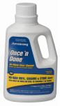 Armstrong Floor Care 330408 Once 'N Done Concentrated Floor Cleaner, 1-Gal.